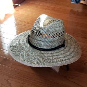 Unisex Straw hat